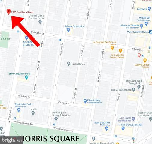 2305 N Palethorp Street, PHILADELPHIA, PA 19133 (#PAPH953798) :: Bob Lucido Team of Keller Williams Integrity