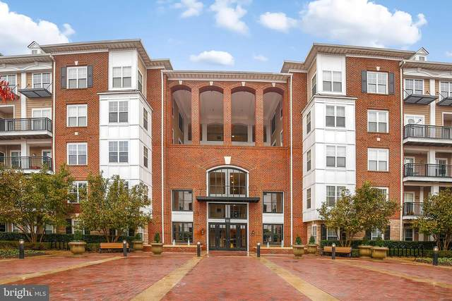 501 Hungerford Drive #458, ROCKVILLE, MD 20850 (#MDMC733872) :: AJ Team Realty