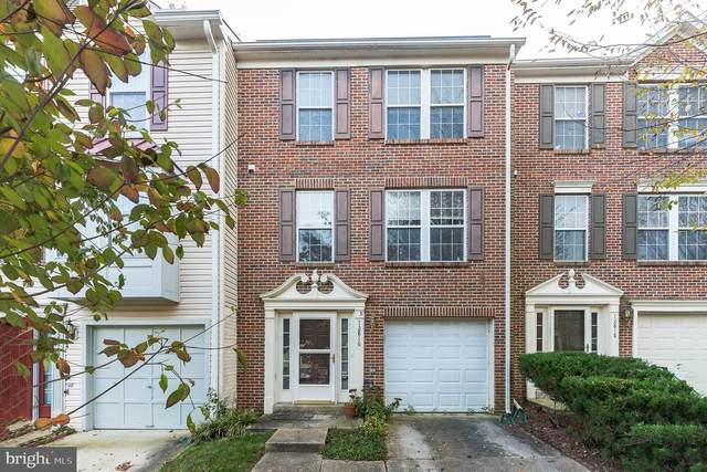 12816 Town Center Way, UPPER MARLBORO, MD 20772 (#MDPG587540) :: The Maryland Group of Long & Foster Real Estate