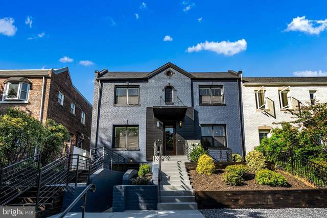 216 T Street NE #2, WASHINGTON, DC 20002 (#DCDC496054) :: Better Homes Realty Signature Properties