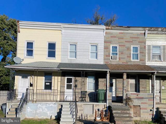 2105 Hollins Ferry Road, BALTIMORE, MD 21230 (#MDBA530998) :: The Sky Group