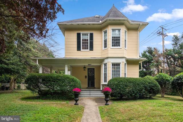 8801 Kensington Parkway, CHEVY CHASE, MD 20815 (#MDMC733926) :: The Sky Group