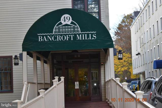 49-UNIT Bancroft Mills Road 2B, WILMINGTON, DE 19806 (#DENC513020) :: Barrows and Associates