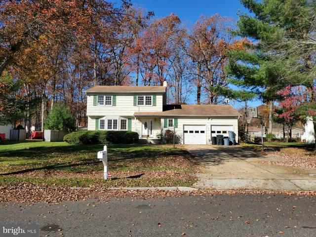 12 Glen Oak Drive, EAST WINDSOR, NJ 08520 (#NJME304414) :: The Toll Group