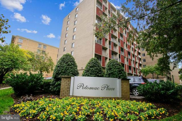 800 4TH Street SW S725, WASHINGTON, DC 20024 (#DCDC496140) :: ExecuHome Realty