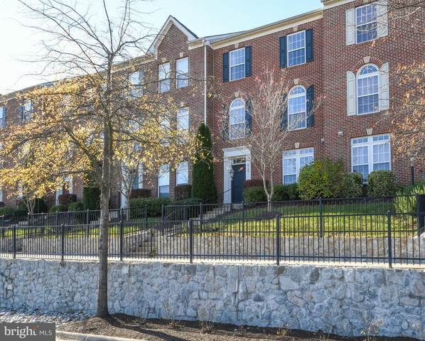 2195 Potomac Club Parkway, WOODBRIDGE, VA 22191 (#VAPW508984) :: The Gus Anthony Team