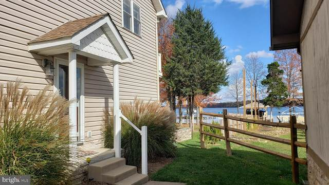 214 Lake Front Drive, MINERAL, VA 23117 (#VALA122262) :: The Redux Group