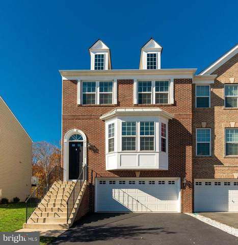 16614 Danridge Manor Drive, WOODBRIDGE, VA 22191 (#VAPW509006) :: Ultimate Selling Team