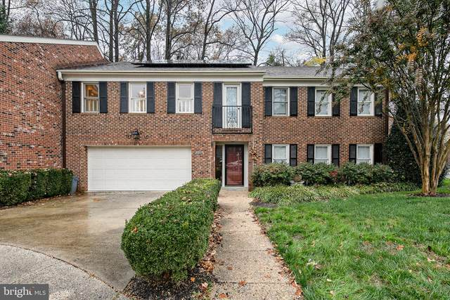 3886 Tusico Place, FAIRFAX, VA 22030 (#VAFC120692) :: Ultimate Selling Team
