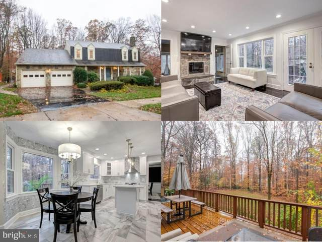 7203 Countrywood Court, SPRINGFIELD, VA 22151 (#VAFX1166626) :: The Redux Group