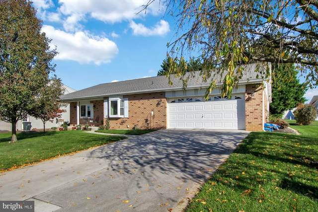 2807 Candlelight Drive, YORK, PA 17402 (#PAYK149034) :: Iron Valley Real Estate