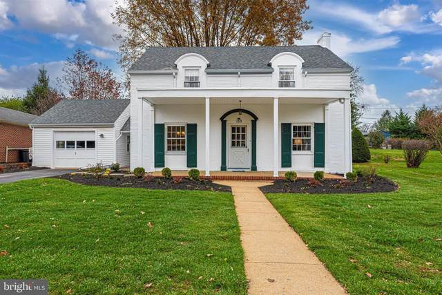 110 E Magnolia Avenue, HAGERSTOWN, MD 21742 (#MDWA175910) :: The Redux Group