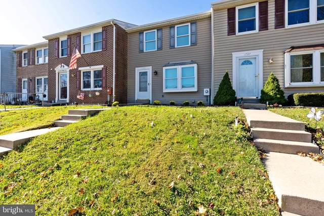1725 Country Court, FREDERICK, MD 21702 (#MDFR273730) :: The Miller Team
