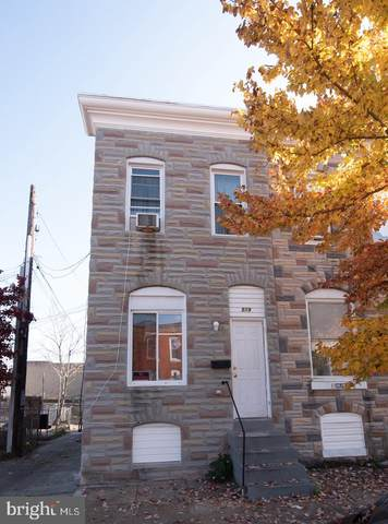 519 N Montford Avenue, BALTIMORE, MD 21205 (#MDBA531114) :: The Sky Group