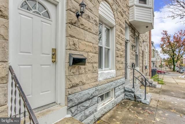 2409 Barclay Street, BALTIMORE, MD 21218 (#MDBA531116) :: Great Falls Great Homes