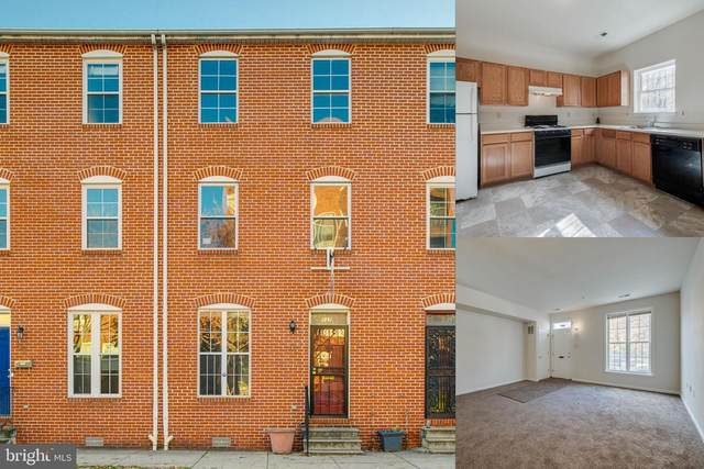 137 W Hamburg Street, BALTIMORE, MD 21230 (#MDBA531124) :: Gail Nyman Group