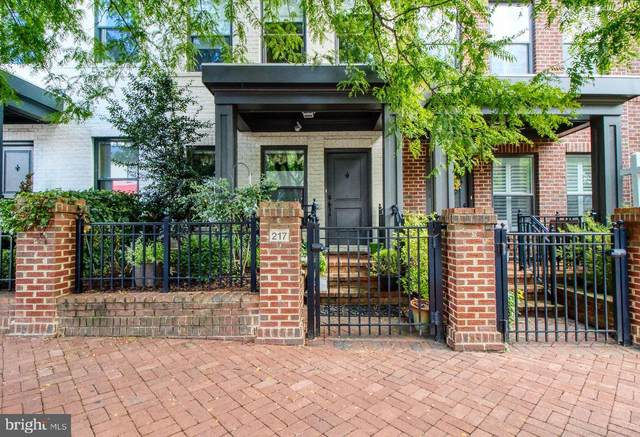 217 West Street, ANNAPOLIS, MD 21401 (#MDAA452380) :: The Sky Group
