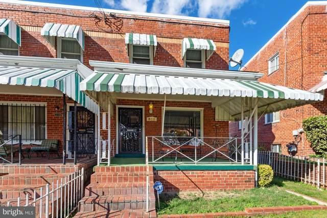 516 Ingraham Street NE, WASHINGTON, DC 20011 (#DCDC496282) :: Great Falls Great Homes