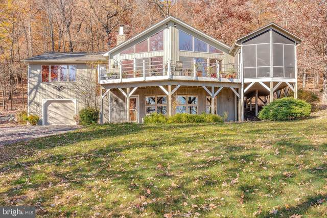 1315 Parkside Drive, BERKELEY SPRINGS, WV 25411 (#WVMO117752) :: The Redux Group