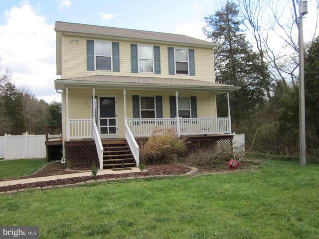 662 Hidden Hollow Drive, KEARNEYSVILLE, WV 25430 (#WVJF140700) :: Arlington Realty, Inc.