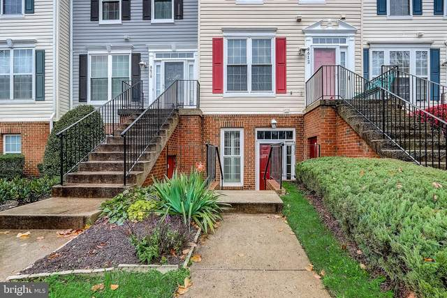 8608 Aspen Grove Court, ODENTON, MD 21113 (#MDAA452400) :: Ultimate Selling Team