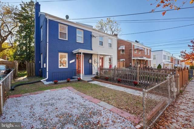 4809 B Street SE, WASHINGTON, DC 20019 (#DCDC496322) :: Gail Nyman Group