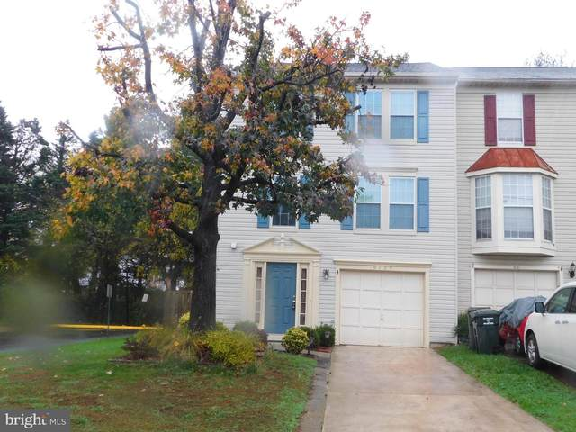9129 Verbena Court, MANASSAS, VA 20110 (#VAMN140842) :: Better Homes Realty Signature Properties