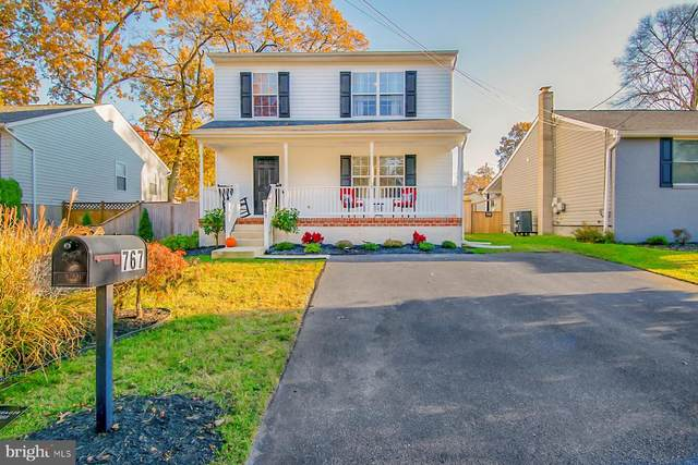 767 207TH Street, PASADENA, MD 21122 (#MDAA452406) :: The Dailey Group
