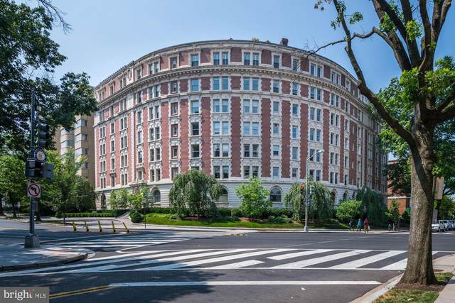 2126 Connecticut Avenue NW #27, WASHINGTON, DC 20008 (#DCDC496334) :: Charis Realty Group