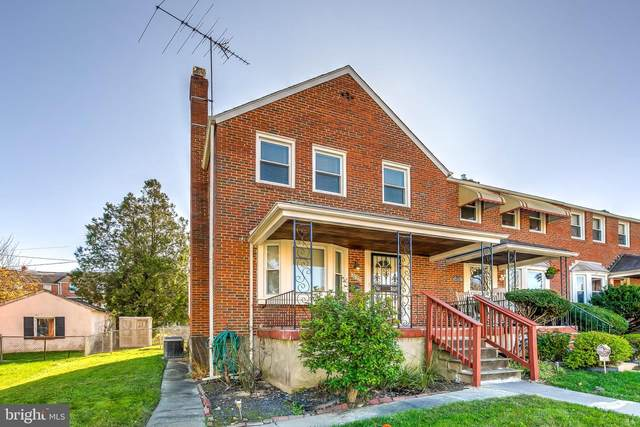 2035 Ramblewood Road, BALTIMORE, MD 21239 (#MDBA531168) :: The Sky Group