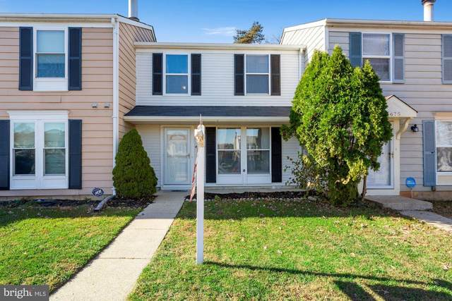 4673 Whitaker Place, WOODBRIDGE, VA 22193 (#VAPW509058) :: The Yellow Door Team
