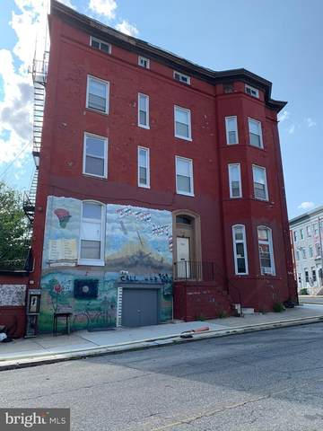 726 N Fremont Avenue, BALTIMORE, MD 21217 (#MDBA531188) :: Ultimate Selling Team
