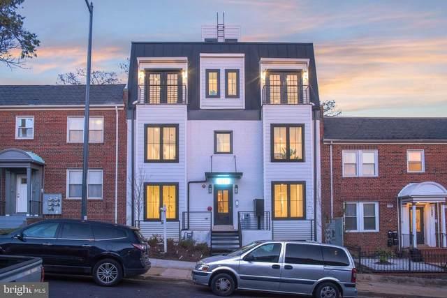 1011 18TH Street NE Ph7, WASHINGTON, DC 20002 (#DCDC496356) :: The Sky Group