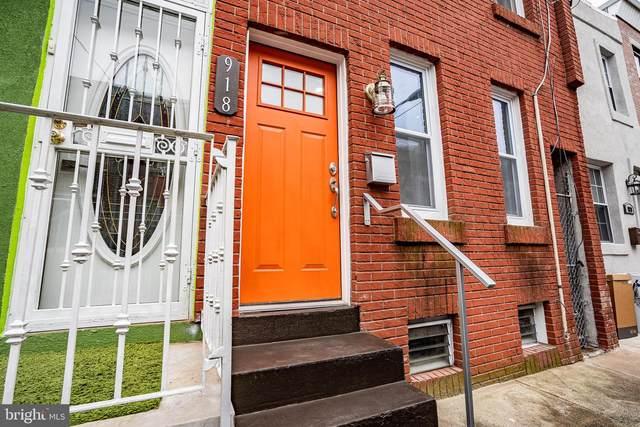 918 Sigel Street, PHILADELPHIA, PA 19148 (#PAPH954422) :: Nexthome Force Realty Partners