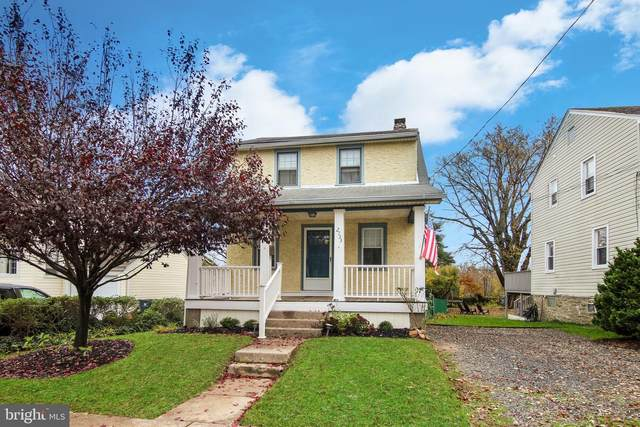 2733 Hazel Avenue, GLENSIDE, PA 19038 (#PAMC670440) :: Better Homes Realty Signature Properties