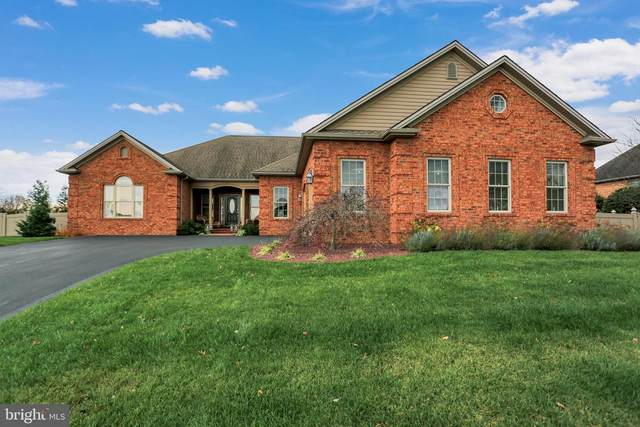 9 Starlight Drive, GREENCASTLE, PA 17225 (#PAFL176396) :: The Sky Group