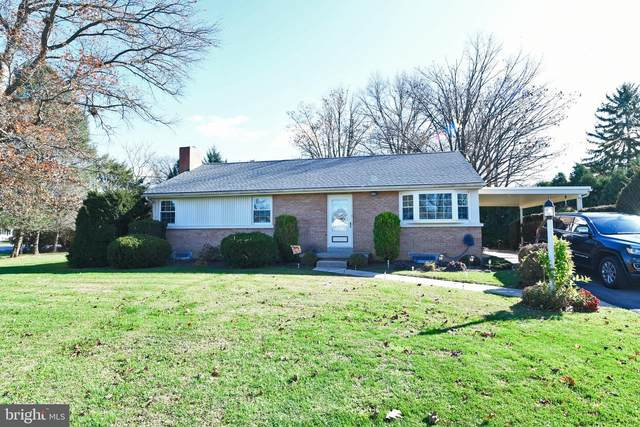 153 Rose Drive, LANCASTER, PA 17602 (#PALA173590) :: The Joy Daniels Real Estate Group
