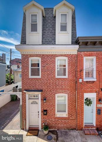 914 S Belnord Avenue, BALTIMORE, MD 21224 (#MDBA531216) :: The Dailey Group