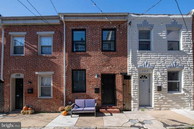 128 S Chapel Street, BALTIMORE, MD 21231 (#MDBA531220) :: Ultimate Selling Team