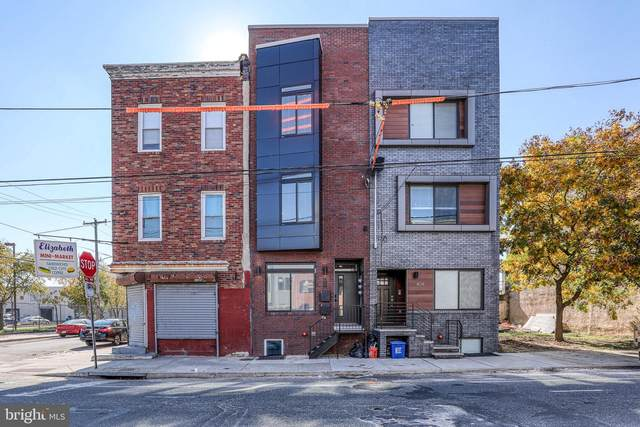402 W Berks Street #2, PHILADELPHIA, PA 19122 (#PAPH954470) :: Better Homes Realty Signature Properties