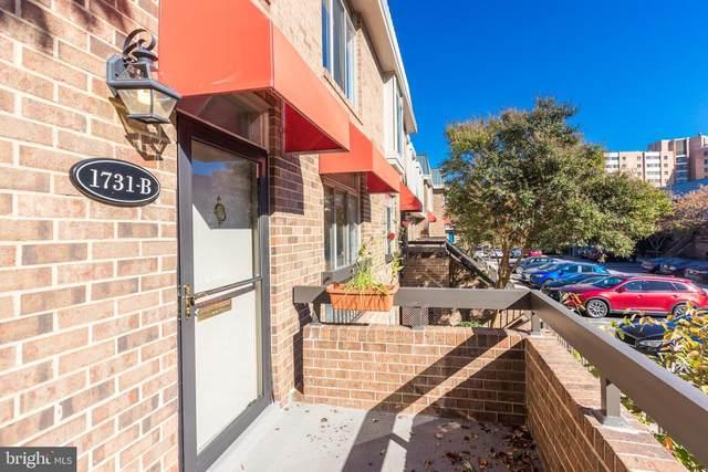 1731 S Hayes Street #2, ARLINGTON, VA 22202 (#VAAR172754) :: Nesbitt Realty