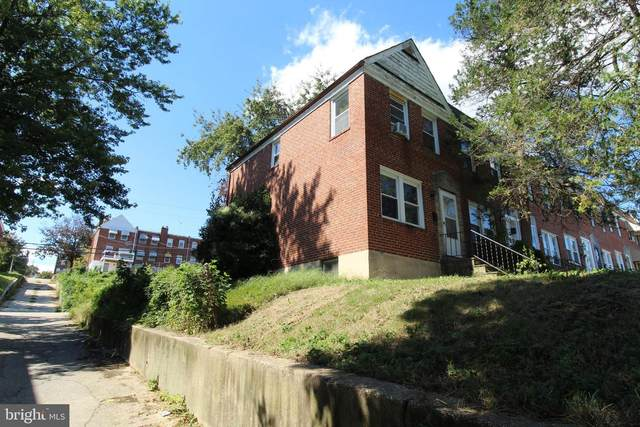 3635 Dudley Avenue, BALTIMORE, MD 21213 (#MDBA531250) :: The Sky Group