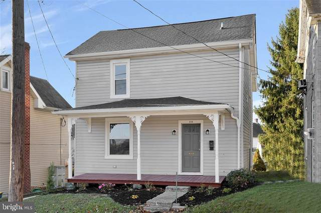 318 W 3RD Street, WAYNESBORO, PA 17268 (#PAFL176402) :: The Craig Hartranft Team, Berkshire Hathaway Homesale Realty