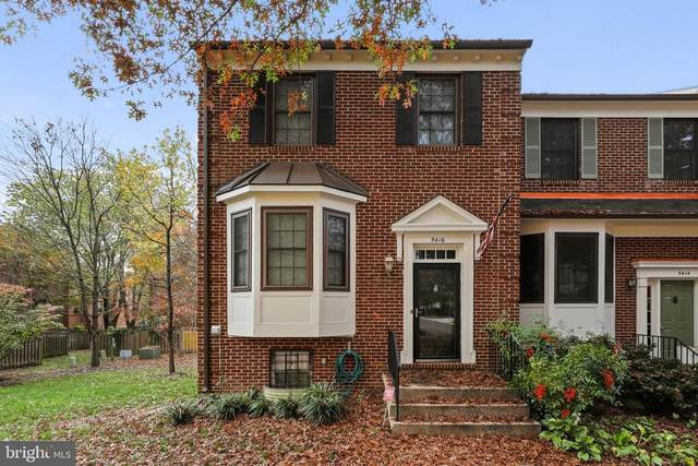 5416 Wycklow Court, ALEXANDRIA, VA 22304 (#VAAX253282) :: Great Falls Great Homes