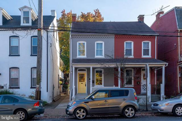 448 E Chestnut Street, LANCASTER, PA 17602 (#PALA173604) :: CENTURY 21 Home Advisors
