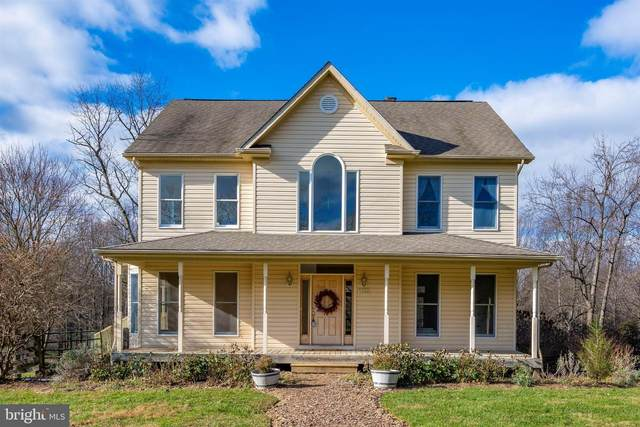 1900 Long Corner Road, MOUNT AIRY, MD 21771 (#MDHW287694) :: Jim Bass Group of Real Estate Teams, LLC