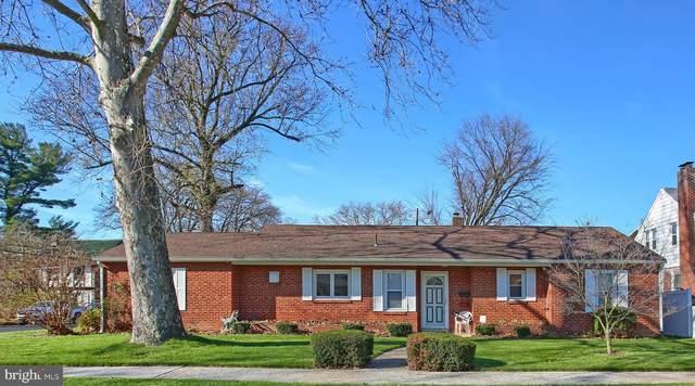 3600 N 2ND Street, HARRISBURG, PA 17110 (#PADA127728) :: Flinchbaugh & Associates