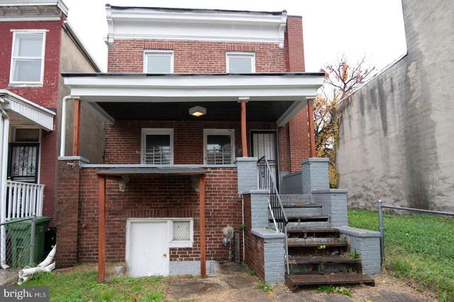 228 N Mount Street, BALTIMORE, MD 21223 (#MDBA531292) :: The Miller Team