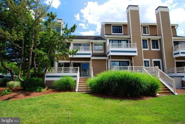 214 N Heron Drive #1, OCEAN CITY, MD 21842 (#MDWO118414) :: Brandon Brittingham's Team