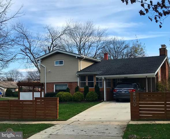 800 Hillsboro Drive, SILVER SPRING, MD 20902 (#MDMC734240) :: Murray & Co. Real Estate